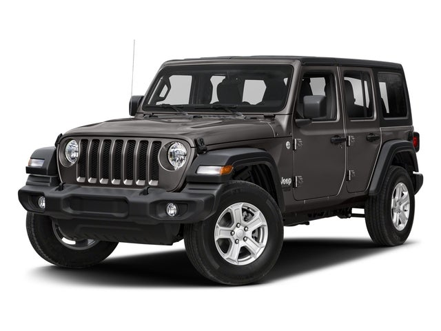 2018 jeep wrangler unlimited sport s north huntingdon pa