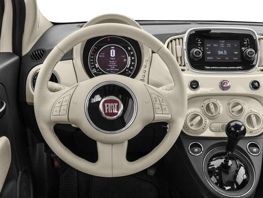 2017 Fiat 500 Pop In North Huntingdon Pa Jim Shorkey Auto Group